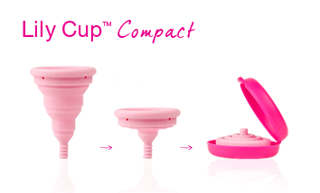 lily cup compact intimina